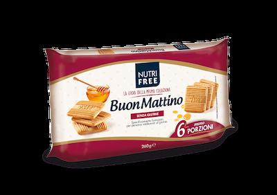 Nutrifree Buon Mattino 260g - Arcafarma.it