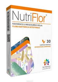 Nutrigea NutriFlor 30 Capsule - Farmastar.it