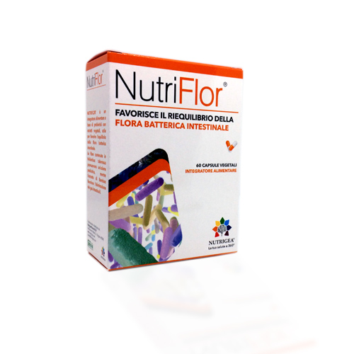 NUTRIFLOR 60 CAPSULE - Farmastar.it