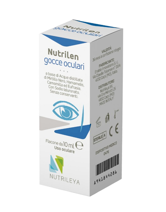 NUTRILEN GOCCE OCULARI 10 ML - Farmapage.it