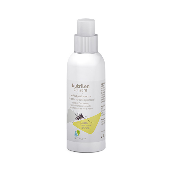 NUTRILEN ZANZARE SPRAY 100 ML - Farmapage.it