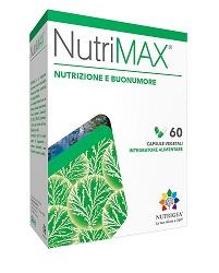 NUTRIMAX 60 CAPSULE - Parafarmacia la Fattoria della Salute S.n.c. di Delfini Dott.ssa Giulia e Marra Dott.ssa Michela