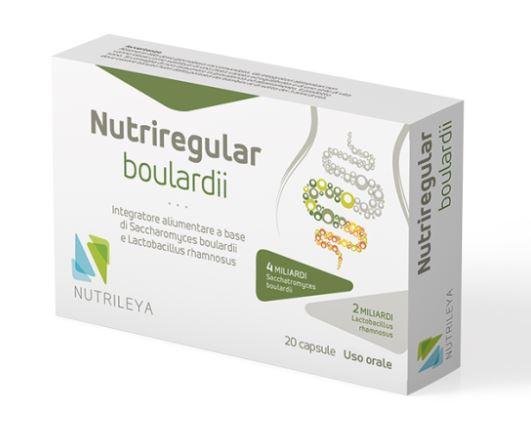NUTRIREGULAR BOULARDII 20 CAPSULE - Farmacia 33