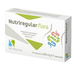 NUTRIREGULAR FLORA 20 CAPSULE - Farmacia 33