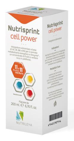 NUTRISPRINT CELL POWER 200 ML - Farmacia 33