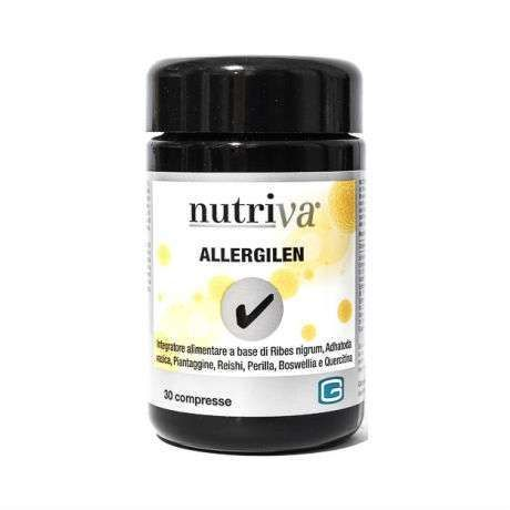 NUTRIVA ALLERGILEN 30 CAPSULE 900 MG - Farmapage.it
