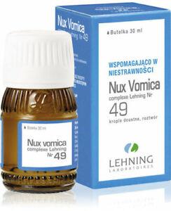 Nux Vomica Complexe 49 1 Flacone 30ml - Arcafarma.it