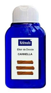 KELEMATA OFFICINALIA ELISIR DOCCIA ALLA CANNELLA 250 ML - Farmastar.it
