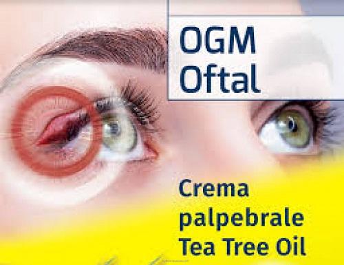 OGM OFTAL CREMA PALPEBRALE