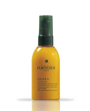 RENE FURTERE OKARA ACTIVE LIGHT NETTARE LUCCICANTE 100ML - Farmacento