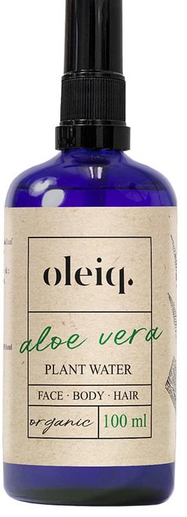 OLEIQ ALOE VERA 100 ML (scade 07/2021) - Farmacia Castel del Monte