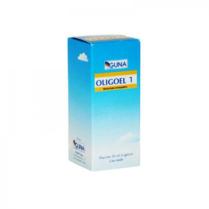Oligoel 01 Alluminio Gocce 30 ml - Farmalilla