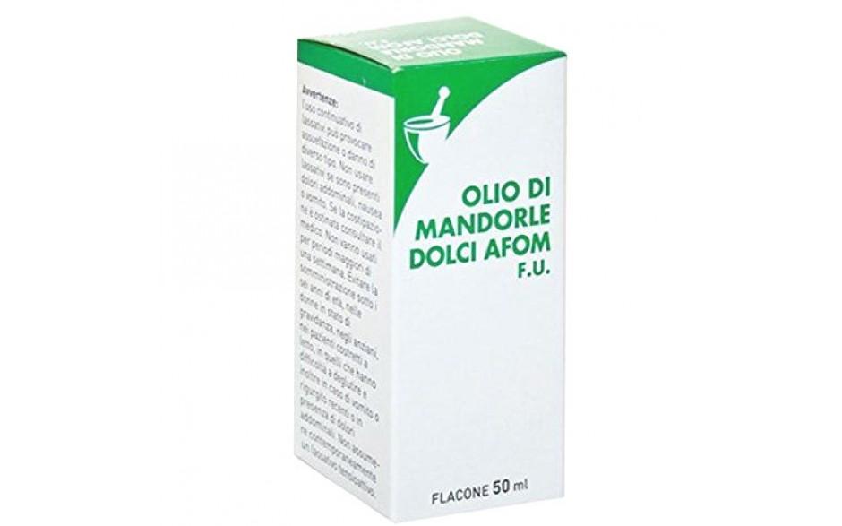 Olio di Mandorle Dolci 50 ml - Farmalilla