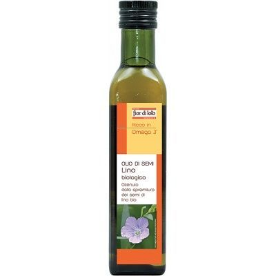 OLIO SEMI LINO 250ML 2053 - Farmapage.it