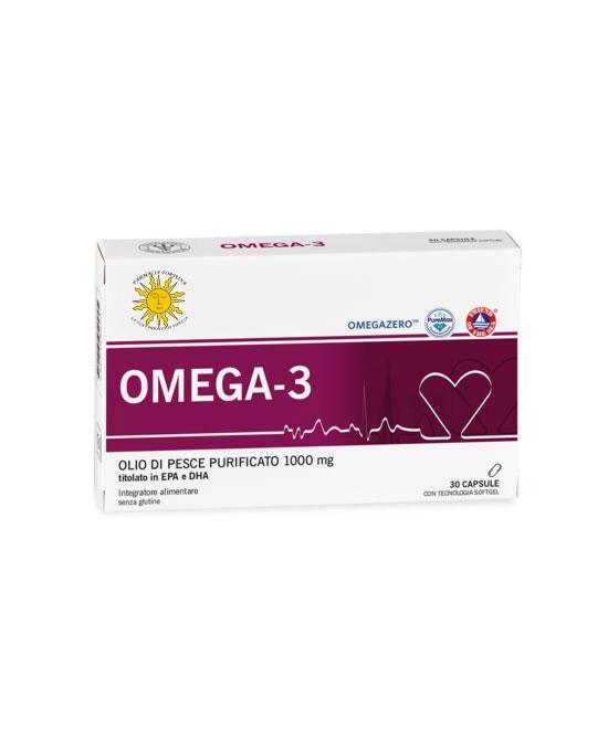 Omega 3 30 capsule - latuafarmaciaonline.it