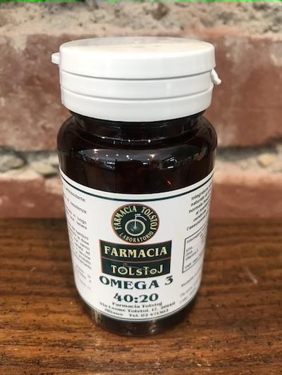 Omega 3 40:20 30 Perle Farmacia Tolstoj - Sempredisponibile.it