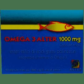 OMEGA 3 ALTER 20 CAPSULE MOLLI 1000 MG - Farmabenni.it