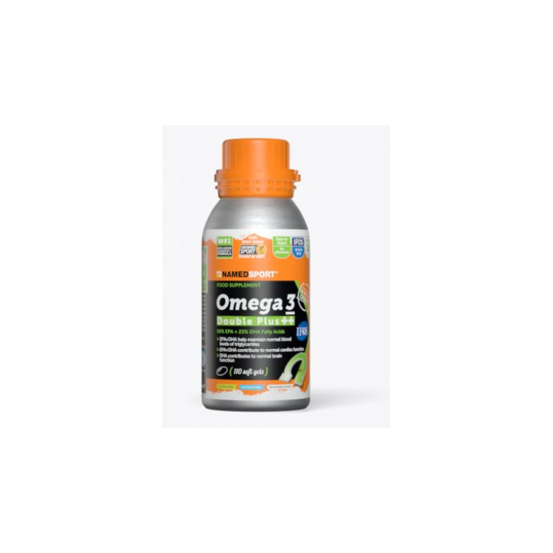 OMEGA 3 NamedSport 110 SOFT GEL - Spacefarma.it