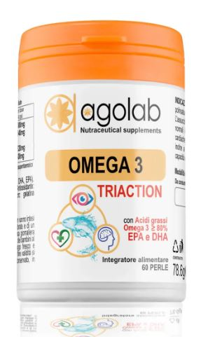 OMEGA 3 TRIACTION - Farmafirst.it