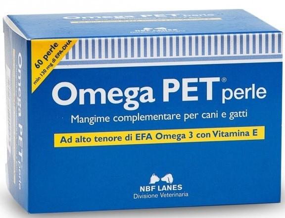 OMEGA PET BLISTER 60 PERLE - Nowfarma.it