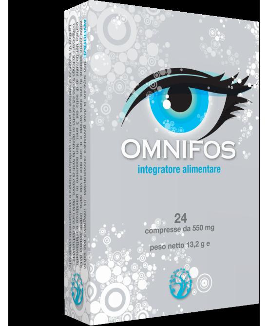 OMNIFOS 24  compresse - Zfarmacia