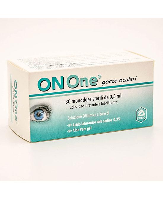 ONONE 30 MONODOSE STERILI DA 0,5 ML IN 6 STRIP - latuafarmaciaonline.it