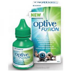 OPTIVE FUSION SOLUZIONE OFTALMICA 10 ML - Farmaciasconti.it