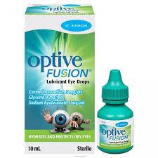 Optive Fusion Collirio Soluzione Oftalmica 10ml - Arcafarma.it
