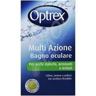 OPTREX MULTI AZIONE BAGNO OCULARE 300ML + OCCHIERA FLESSIBILE - farmaciafalquigolfoparadiso.it