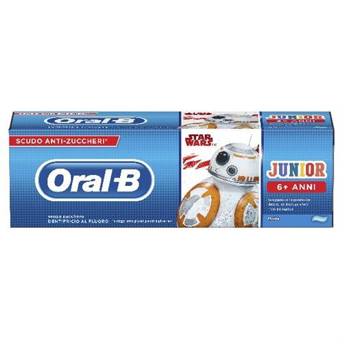 Oral-B Dentifricio Junior Star Wars 6 - 12 anni - Farmalilla
