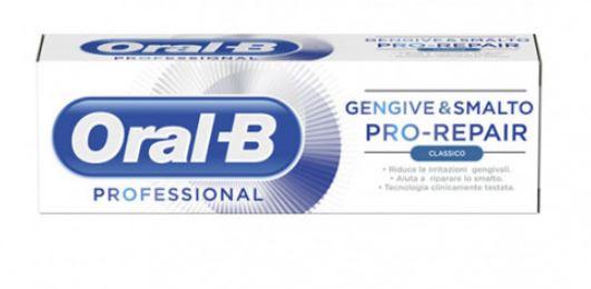 ORAL-B GENGIVE E SMALTO PRO REPAIR DENTIFRICIO 85 ML - Farmacia 33