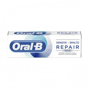 ORAL-B GENGIVE E SMALTO PRO REPAIR WHITE DENTIFRICIO 85 ML - Farmaciasconti.it