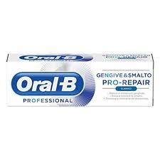 ORAL-B GENGIVE E SMALTO PRO REPAIR WHITE DENTIFRICIO 85 ML - Farmastop