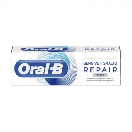 ORAL-B GENGIVE E SMALTO REPAIR WHITENING DENTIFRICIO 85 ML - latuafarmaciaonline.it