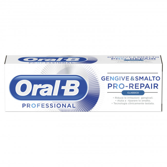 ORAL-B GENGIVE E SMALTO REPAIR WHITENING DENTIFRICIO 85 ML - FARMAPRIME