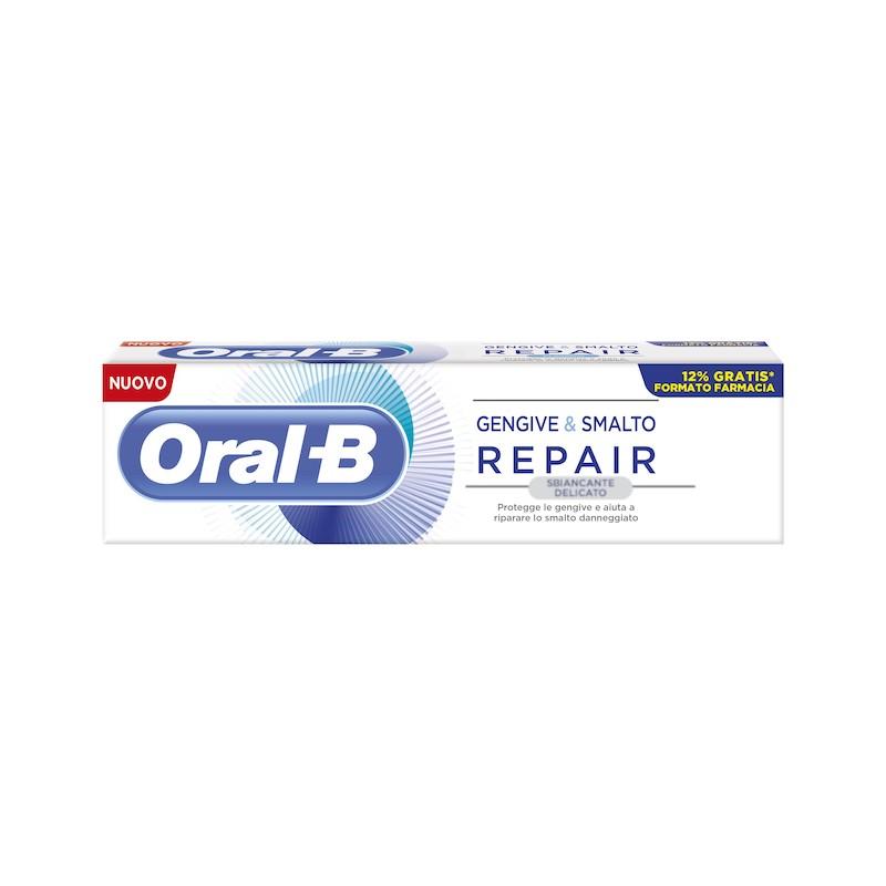 Oral-B Gengive e Smalto Repair Whitening Dentifricio 85ml - Sempredisponibile.it