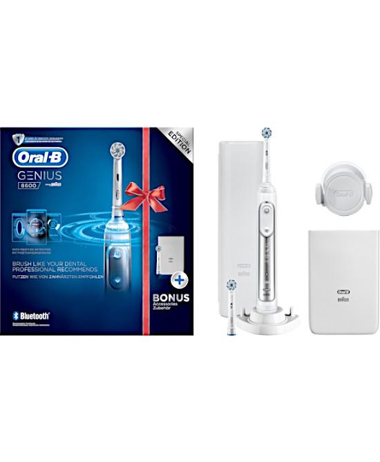 ORAL-B POWER GENIUS 8600 - Farmaci.me