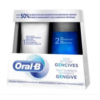 ORAL-B TRATTAMENTO INTENSIVO GENGIVE 85 ML + 63 ML - FARMAPRIME
