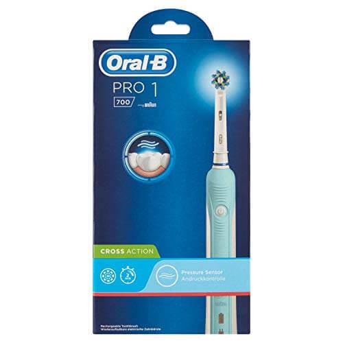Oral-B Power Pro 1 Crossaction Spazzolino Elettrico - Sempredisponibile.it