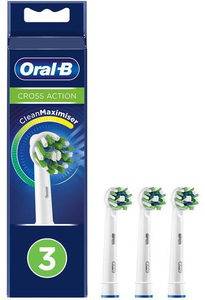 ORALB REFILL EB-50-3 CROSSACT - Farmacia Centrale Dr. Monteleone Adriano