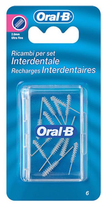 ORALB SCOVOLINO ULTRAFINE 2,7 MM - Farmacia Centrale Dr. Monteleone Adriano