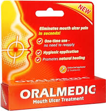 ORALMEDIC LIQUIDO TRATTAMENTO AFTE 2 APPLICATORI - Farmawing