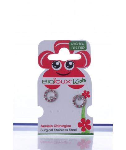 Orecchini Biojoux 718 Little Princess - Arcafarma.it