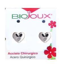 ORECCHINO POST-FORATURA HEART SWAROVSKI CRYS BJT965 - Farmaciasconti.it