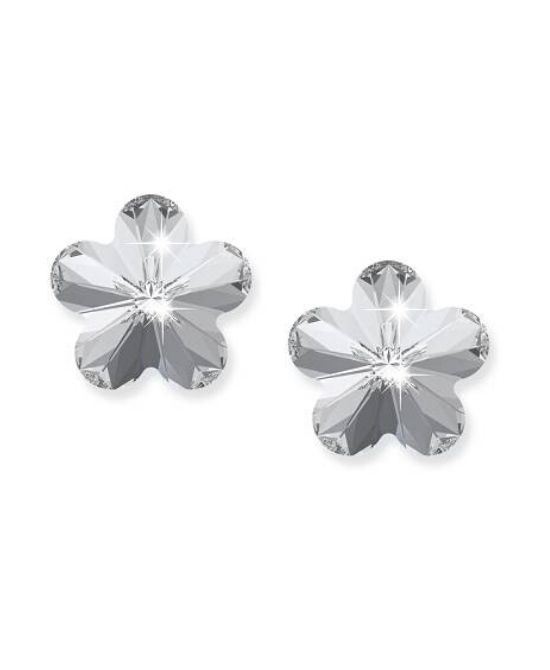 ORECCHINI post foratura - SWAROVSKI CRYSTAL FLOWER BJT963 - Farmapage.it