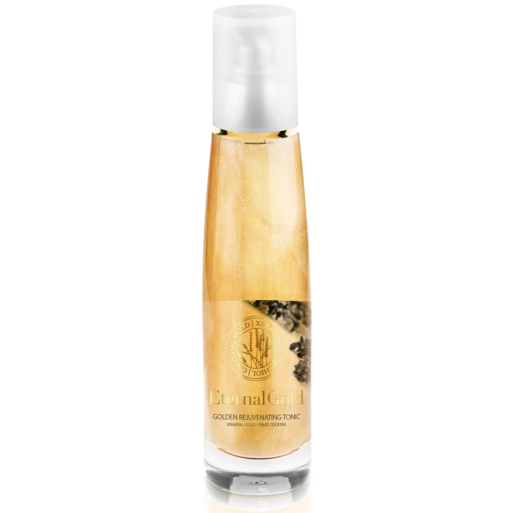 ORGANIQUE ETERNAL GOLD TONICO ORO RINGIOVANENTE 100ML - Farmapage.it