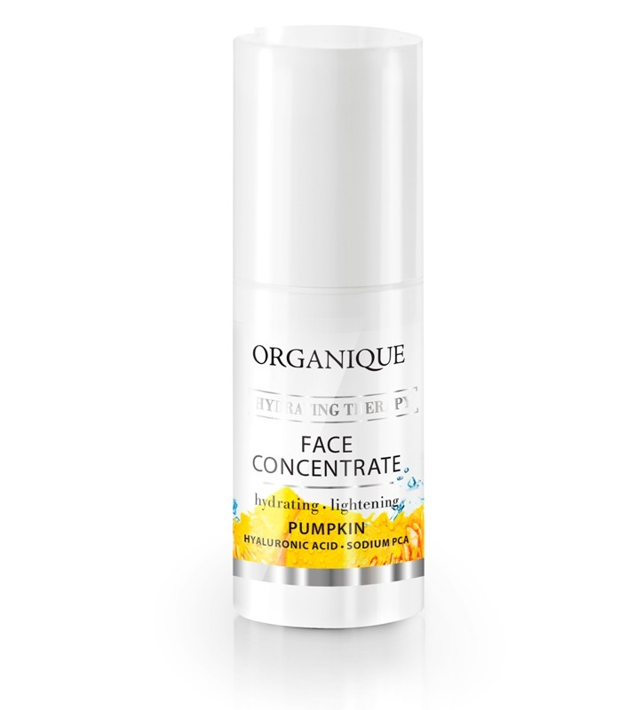 ORGANIQUE FACE CONCENTRATE PUMPKIN 20 ML - Farmapage.it