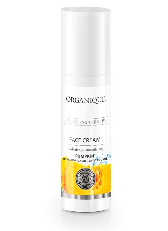 ORGANIQUE FACE CREAM PUMPKIN 50 ML - Farmapage.it
