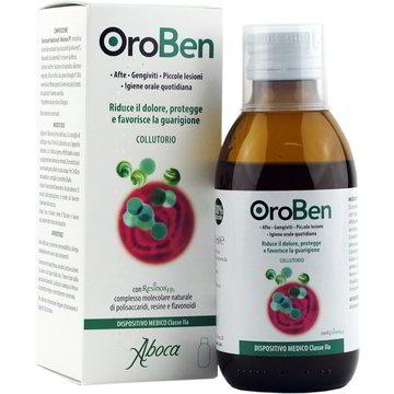 OroBen Collutorio 150ml - Arcafarma.it