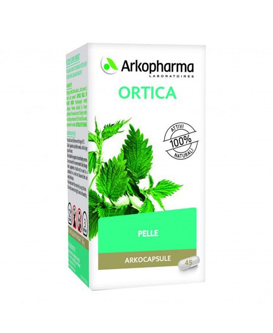 Arkocapsule Ortica  Integratore Alimentare 45 Capsule - latuafarmaciaonline.it